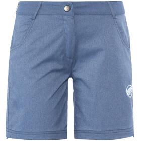 Mammut Massone - Shorts Femme - bleu